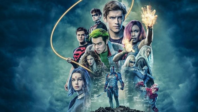 Titans serie TV DC Comics