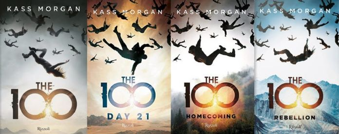 The 100 libri Kass Morgan