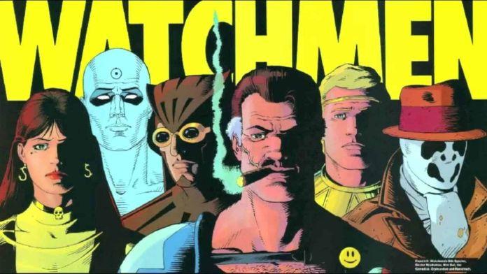 Watchmen fumetto