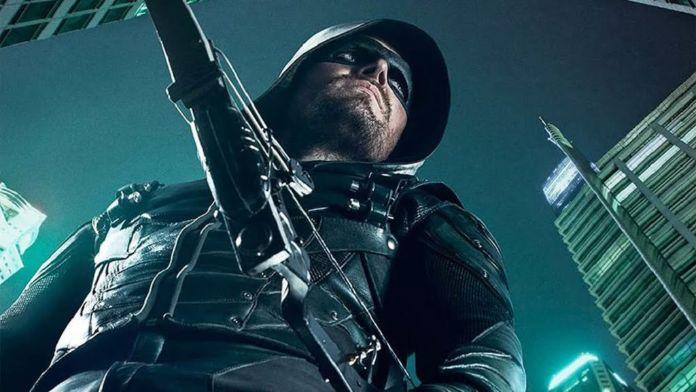 Arrow stagione 8