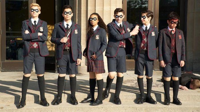 The Umbrella Academy_trama