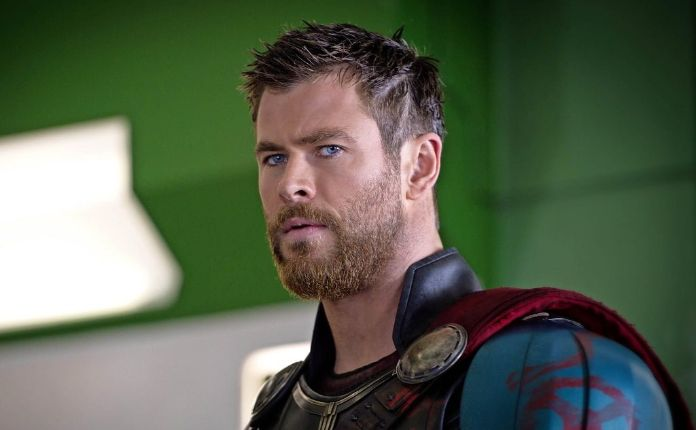 chris hemsworth film Thor