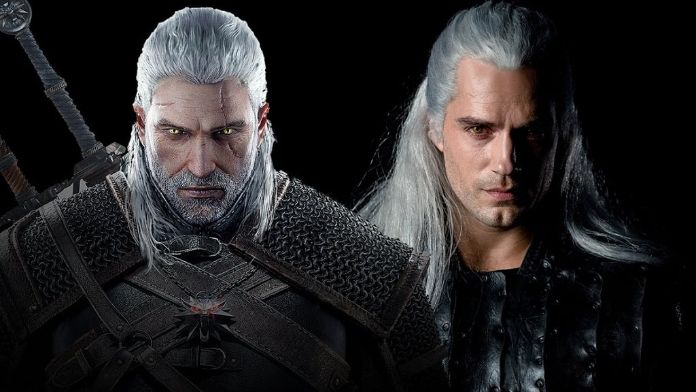 The Witcher videogioco