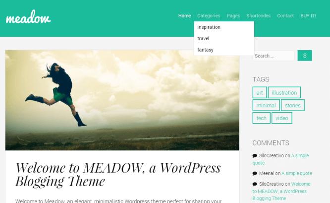 Cara membuat menu kustom di WordPress