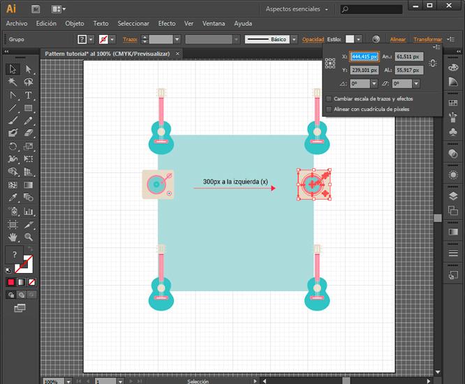 create-pattern-illustrator