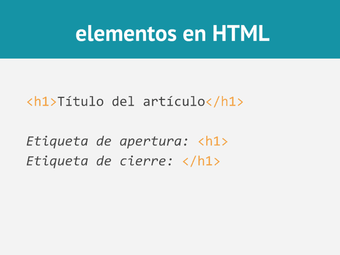 How To Make A Web What Is Html Part 1 Silo Creativo