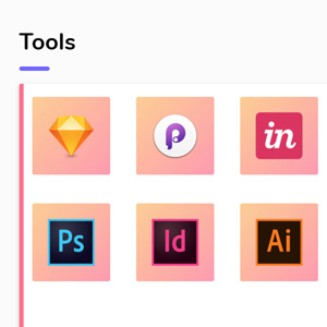 shortcuts designers sorftware