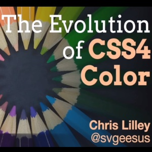 Evolution color CSS
