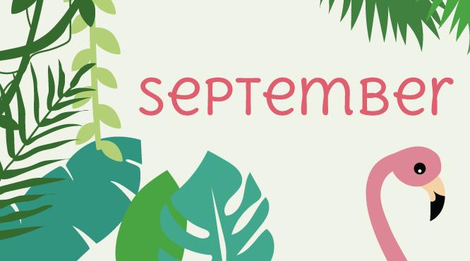 Downloadable Calendar: September 2019 • Silo Creativo