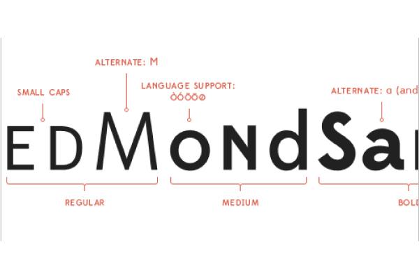 tipografia espacio