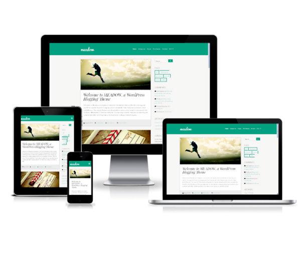 Meadow Plantilla con Estilo en WordPress (Making of) • Silo Creativo