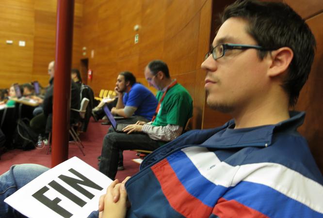 Alfonso Serrano WordCamp