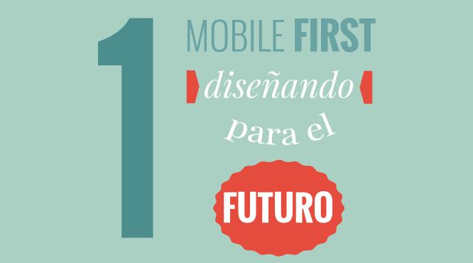 diseño web mobile firts