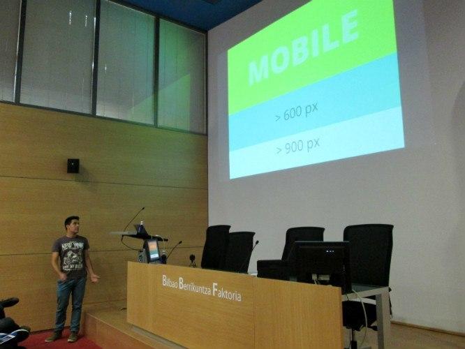 responsive en el WordPress Euskadi