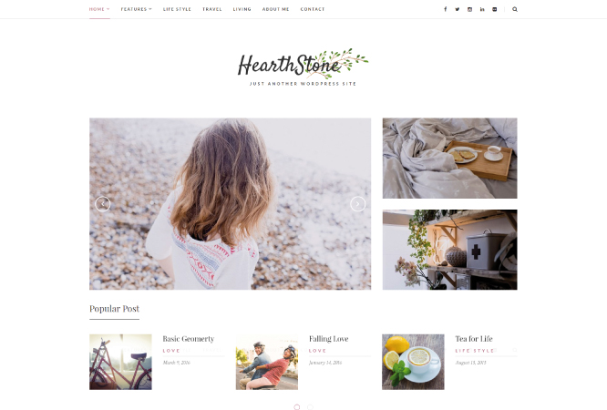 heratstone-wordpress-theme-blog