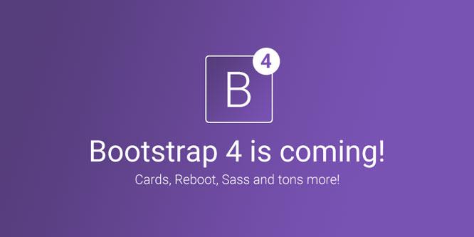 Boostrap 4 contará con Flexbox