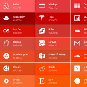 Iconos de marcas