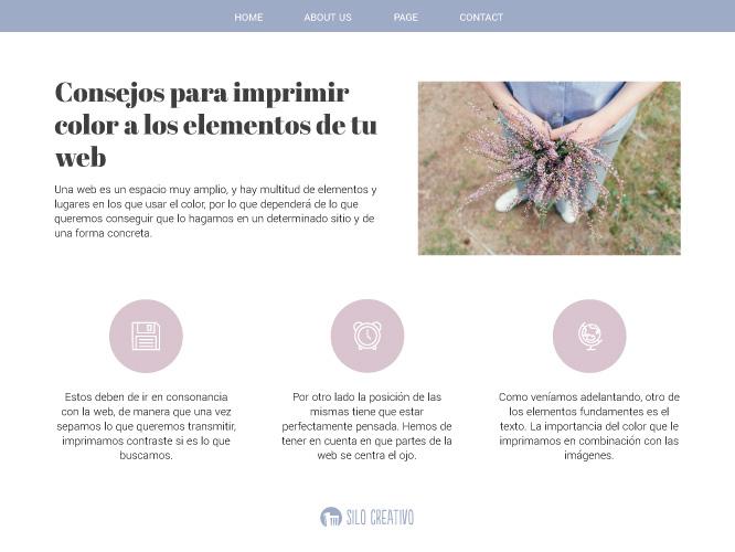 color-imagenes-web
