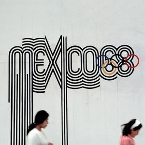 Diseño gráfico en México'68