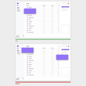 Recomendaciones en el diseño de tooltips