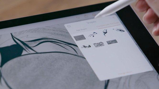 Illustrator y sus funciones específicas para tablets