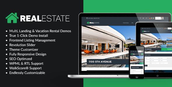 Mejores Plantillas WordPress para Agencias Inmobiliarias • SiloCreativo