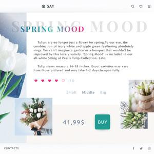 Showcase tiendas online