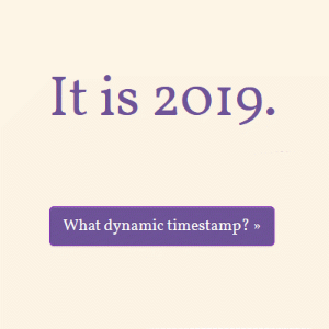 2019 footer