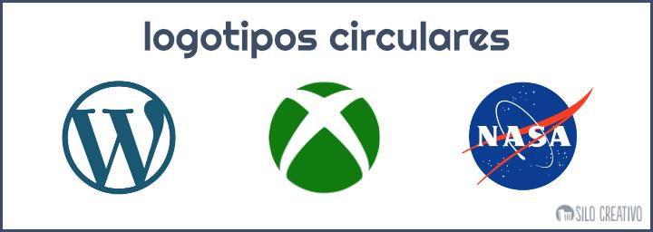 logotipos circulares ejemplos