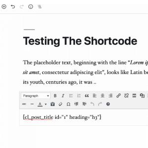 shortcode a bloque gutenberg wordpress
