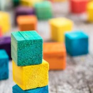 bloques colores