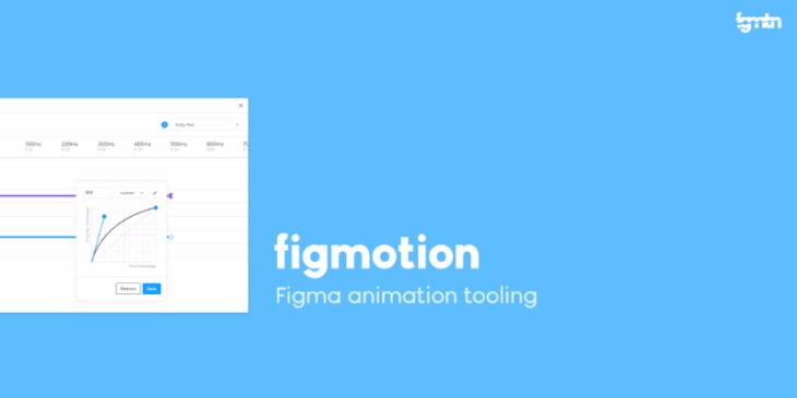 Figmotion, plugin para Figma