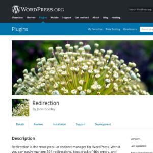 plugin redirecciones wordpress