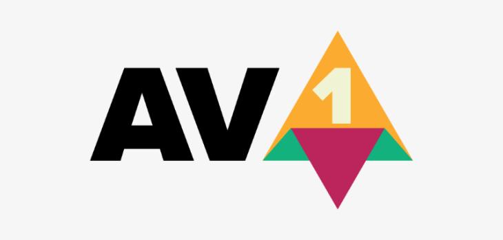 logotipo de av1