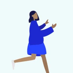 ilustracion de personajes de humaaans