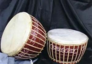 10 Alat Musik Tradisional Melayu Riau Gambar Dan Keterangannya
