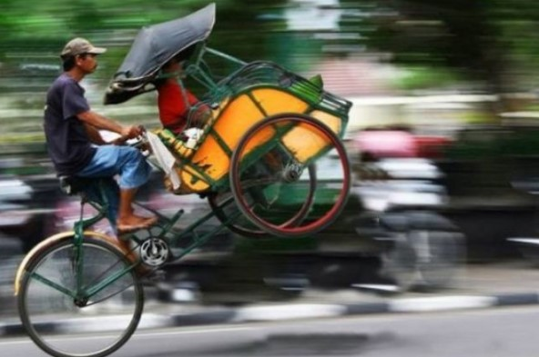 12 Alat Transportasi Darat Tradisional Dan Modern Serta Ciri Ciri