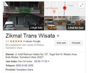 11 Alamat Rental/Sewa Mobil di Medan Lepas Kunci/Tanpa Supir