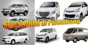 8 Tempat Sewa Rental Mobil di Palembang Lepas Kunci Tanpa Supir (Pakai Supir)