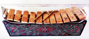 Alat Musik Tradisional Sumatera Utara Garantung