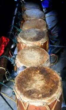 Alat Musik Tradisional Sumatera Utara Gonrang