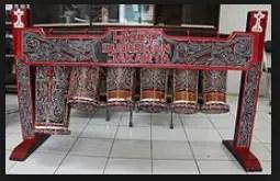 Alat Musik Tradisional Sumatera Utara Taganing