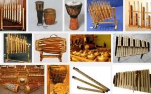 Inilah 57 Alat Musik Daerah dan Asalnya beserta Gambarnya