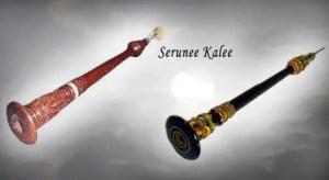 Alat Musik Tradisional Serune Kalee dari Aceh yang unik