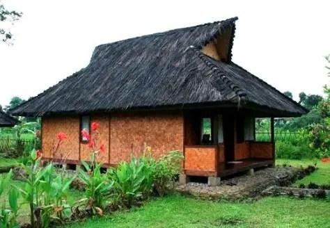 Rumah Adat Jawa Barat Jolopong