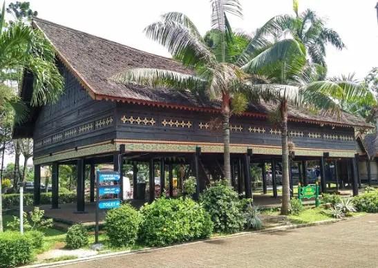 Ini 3 Nama Rumah Adat Aceh Gambar Dan Penjelasannya