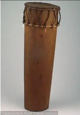 alat-alat musik tradisional dari Bengkulu Genderang Perang