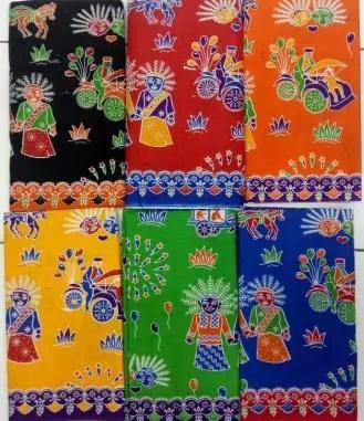 Sarung Batik Betawi