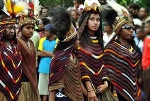 Pakaian Yokal Papua