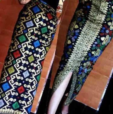 Pakaian Kamen khas Bali